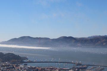 Fleet Week, Golden Gate Bridge, San Francisco