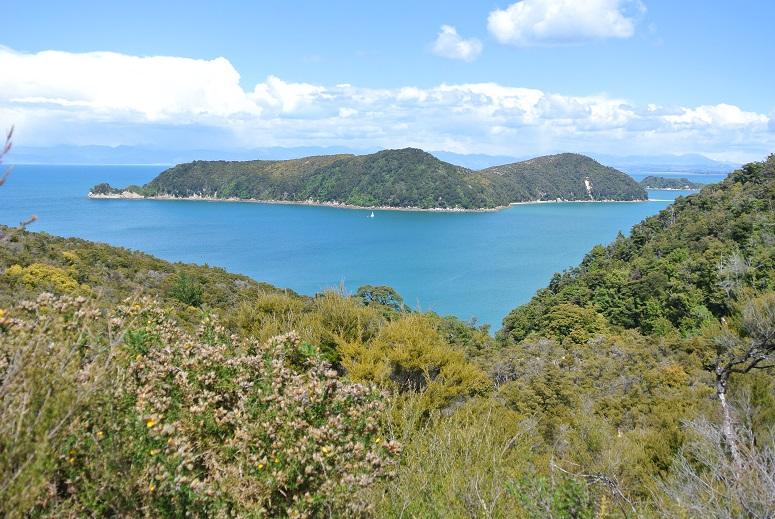 Abel Tasman NP, Nieuw-Zeeland