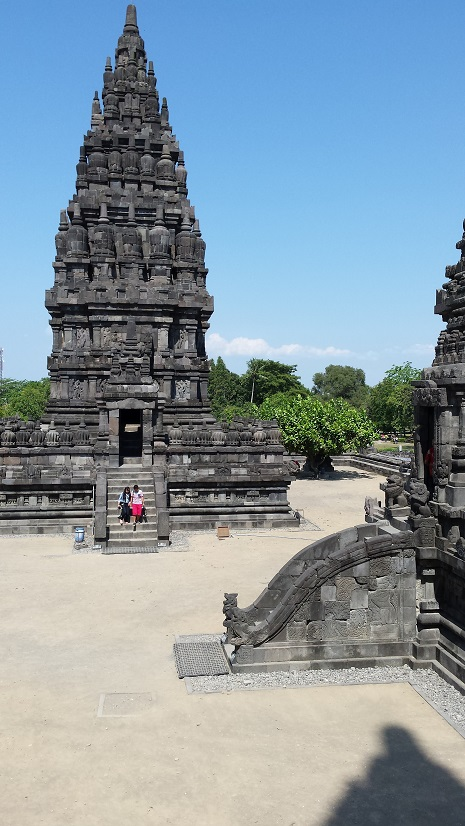 Prambanan, Java, Indonesië