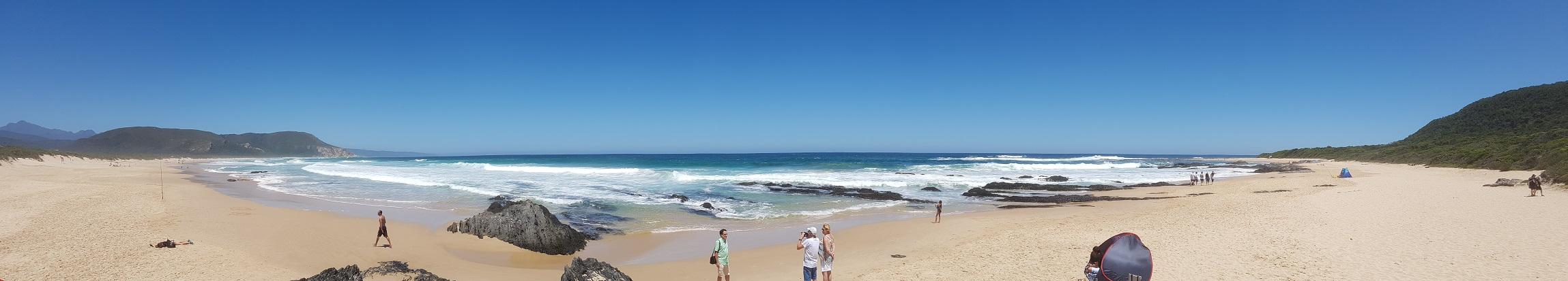 Strand, Zuid-Afrika