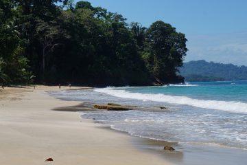 Strand Puerto Viejo, Costa Rica