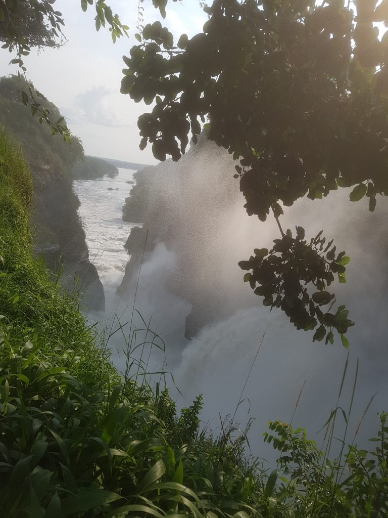 Waterval Murchison Falls