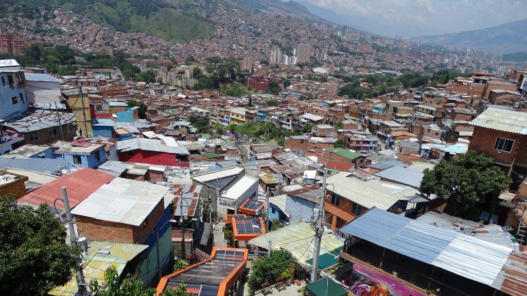 Comuna 13, Medellín, Colombia