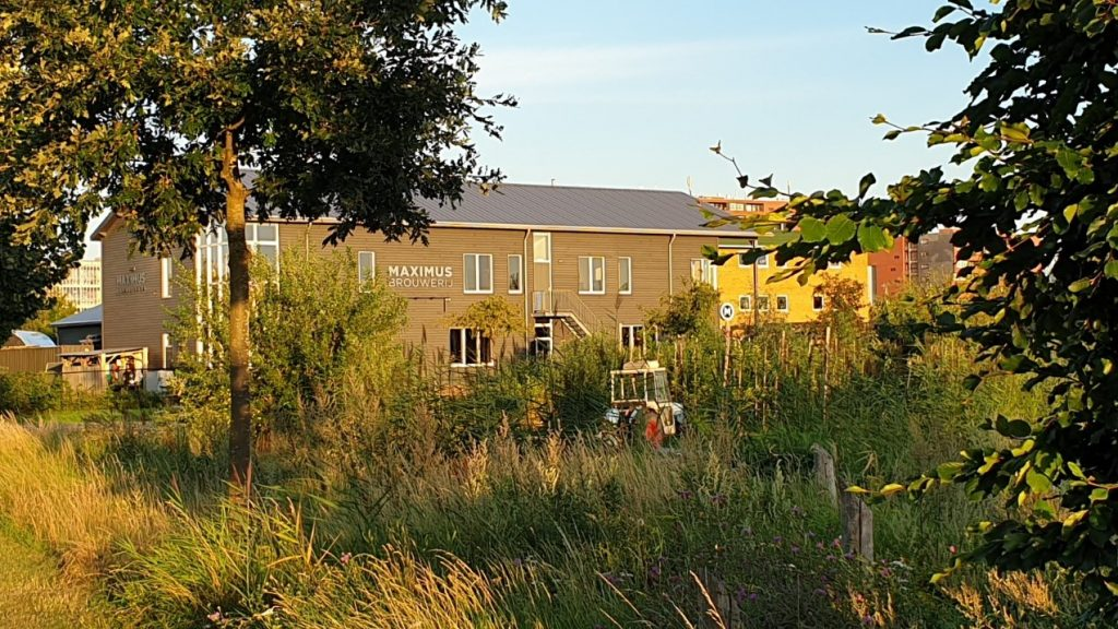 Maximus Brouwerij Utrecht