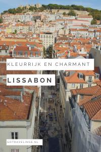 Pin Lissabon