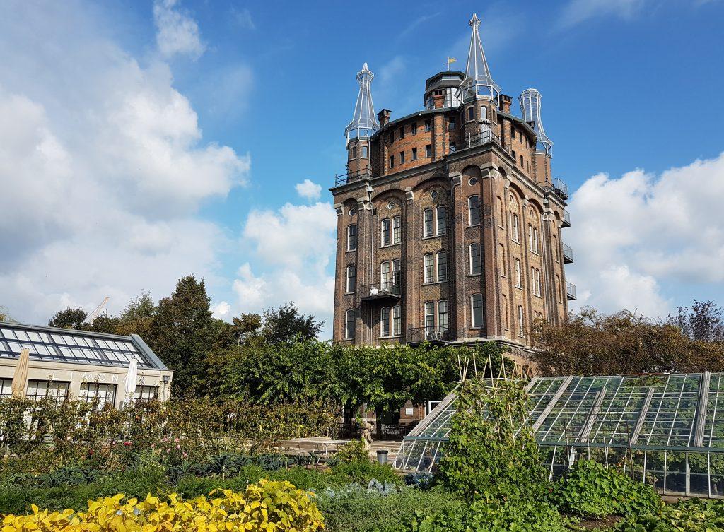 Villa Augustus, Dordrecht