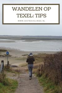 Pin Wandelen op Texel